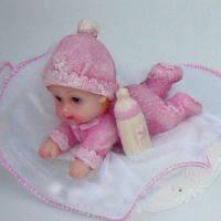 Figurka na dort - holčička