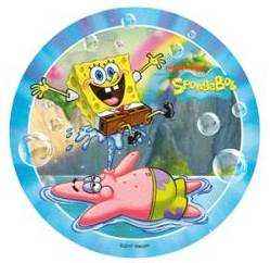 Jedlý papír Sponge Bob B Modecor