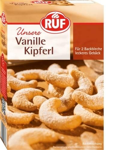 Směs na vanilkové rohlíčky 350g RUF