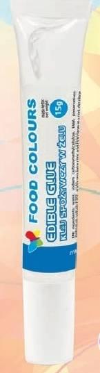 Jedlé potravinářské lepidlo v tubě Food Colours 15 g 6490 dortis dortis