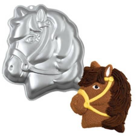 Forma na pečení hlava koně Wilton