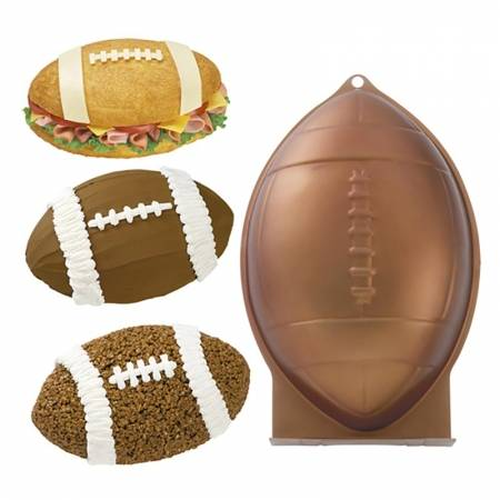 Formy na pečení americký fotbal - ragby míč Wilton